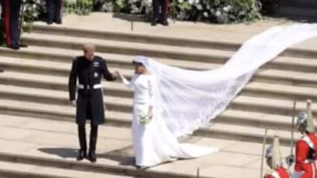 A un anno dalle nozze reali: il video celebrativo di Harry e Meghan