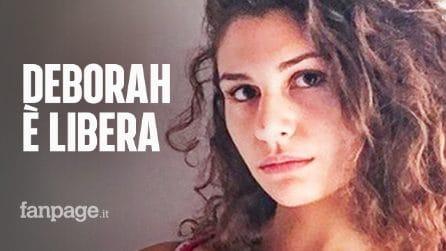 Deborah Sciacquatori è libera: ha ucciso il padre per difendere mamma e nonna