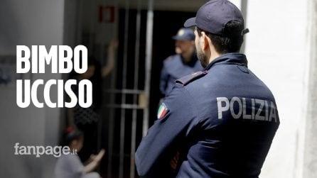 """Milano, fermato il padre del bimbo morto in casa. Un parente: """"Si merita l'ergastolo"""""""