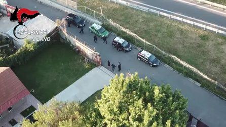 Milano, arresti per furti in appartamenti: controlli nel campo nomadi Monte Bisbino a Baranzate