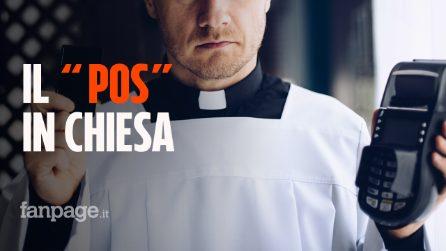 """In chiesa arriva il Pos per le offerte, monsignor Tessarollo: """"Può essere una comodità"""""""