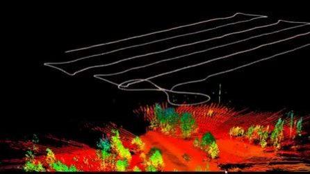 """Il drone sorvola la """"foresta rossa"""" di Chernobyl, il posto più radioattivo al mondo"""