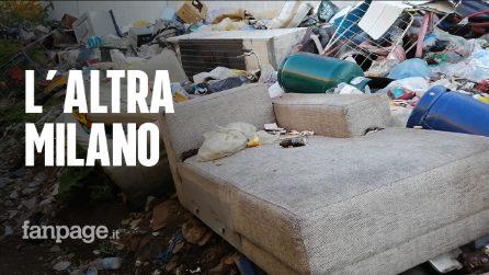 Viaggio nel campo rom di Milano dove c'è chi vota per Salvini