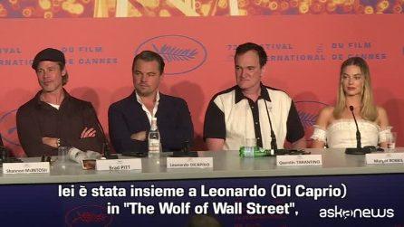 """Quentin Tarantino sbotta alla giornalista per 'attacco' su Margot Robbie: """"Respingo la tua ipotesi"""""""