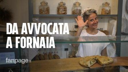 """Il life-change di Valeria, da avvocato a fornaia: """"Ho deciso di seguire la mia passione"""""""