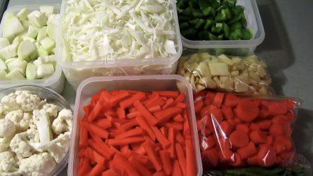 Come conservare la verdura e mantenerla fresca a lungo