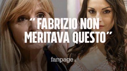 """Francesca De Andrè al Gf 16, parla Dori Ghezzi: """"Fabrizio non meritava questo"""""""