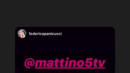 "Mattino Cinque, Federica Panicucci commenta la vicenda di Pamela Prati: ""Che vergogna Pamela"""