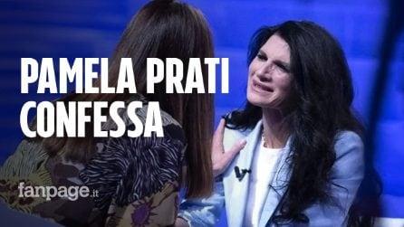 """Pamela Prati confessa: """"Mark Caltagirone non esiste, non l'ho mai visto. Ora ho paura"""""""