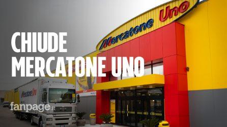 """Mercatone Uno è fallito, negozi chiusi e 1800 dipendenti a casa: """"Scoperto su Facebook"""""""