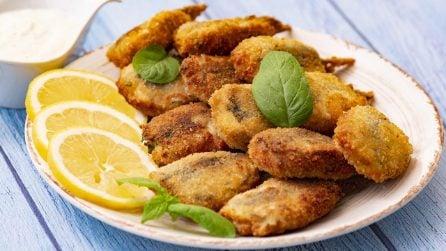 Alici impanate: fritte o al forno sono deliziose!