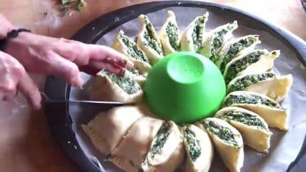 Torta salata girasole: la ricetta fantastica da provare