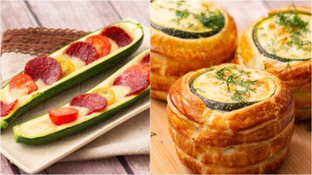 2 ricette originali e deliziose con le zucchine!