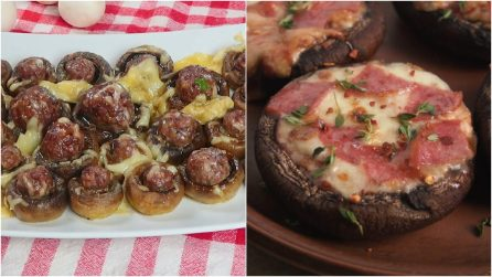 5 ricette facili e gustose per cucinare i funghi!