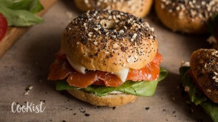 Homemade bagels: moist, soft and easy to make!