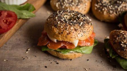 Bagels: la ricetta originale per farli in casa!