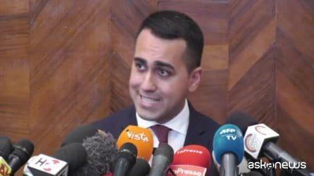 """Di Maio: """"Nessuno mi chiede dimissioni, si vince e si perde insieme"""""""