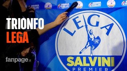 Elezioni Europee 2019: a nord-ovest trionfa Salvini. Bene nel PD il capolista Giuliano Pisapia
