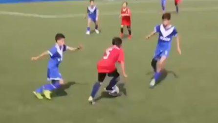 La squadra di piccoli fenomeni che incanta tutti: lo spettacolo dei ragazzini dell'Independiente