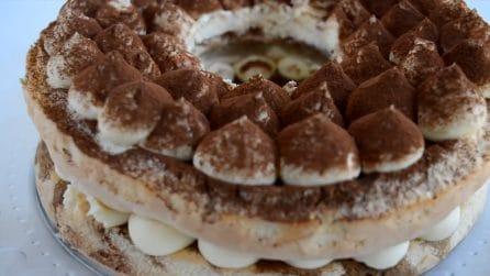 Cream Tart al tiramisù: il dolce freddo e irresistibile
