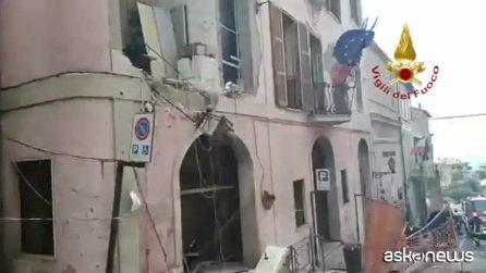 Esplosione a Rocca di Papa, tra i feriti anche tre bambini