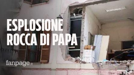 """Esplosione nella sede del Comune di Rocca di Papa, almeno 7 feriti: """"È stata una fuga di gas"""""""