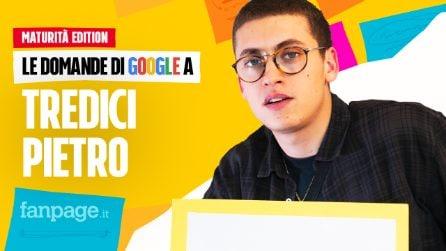 Maturità 2019, viaggio e come studiare: Tredici Pietro risponde alle domande di Google