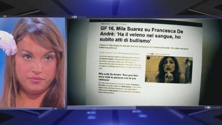 Grande Fratello 2019, Francesca contro Mila: scontro senza fine