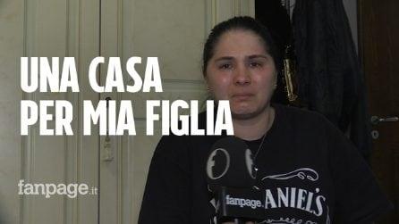 """L'appello di Lia, mamma napoletana con una figlia disabile al 100%: """"Aiutateci a trovare una casa"""""""