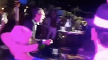 Dainelli compie 40 anni: festa grande con Toni, Gilardino, Diamanti e altri ex compagni
