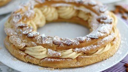Come preparare il Paris Brest: dolce francese gustoso alla crema