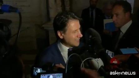 """Conte: """"Flat tax in deficit? A Palazzo Chigi nessun progetto"""""""