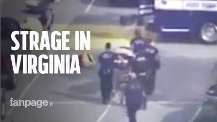 Strage in Usa, funzionario - killer spara in ufficio governativo in Virginia: morte 14 persone