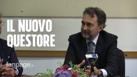 """Alessandro Giuliano, nuovo Questore di Napoli: """"Fare il proprio dovere a ogni costo"""""""