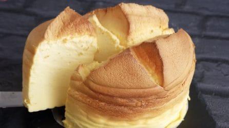 Soufflé cheesecake: la più soffice e golosa che abbiate mai assaggiato