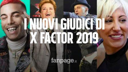 X Factor 2019, annunciati i nuovi giudici della 14esima edizione: ecco chi sono