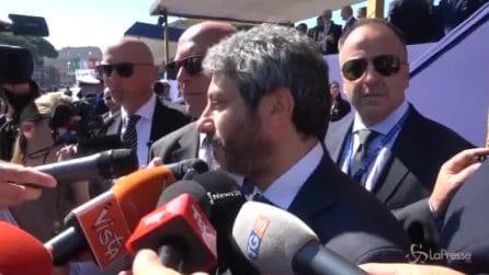 """2 giugno, Fico: """"Festa di tutti, dedicata a migranti e rom"""""""