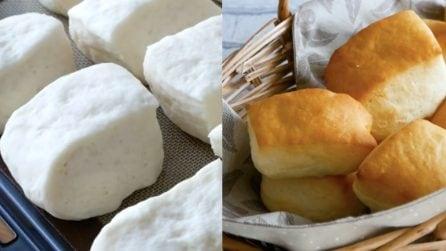 Panini fatti in casa: la ricetta genuina per una merenda golosa