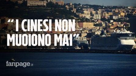 """Napoli, pentito conferma: corpi dei cinesi che """"non muoiono mai"""" rimpatriati illegalmente dal porto"""