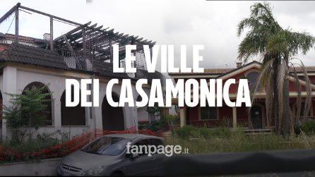 """Ville dei Casamonica, cosa resta dopo lo show delle ruspe? """"Molte abbandonate e vandalizzate"""""""