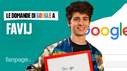 Favij, horror, Fortnite, YouTube, Instagram: lo youtuber risponde alle domande di Google