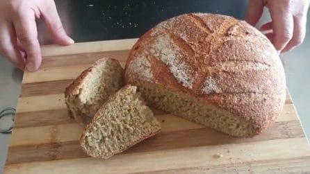 Pane integrale ai 5 cereali: come prepararlo a casa tua