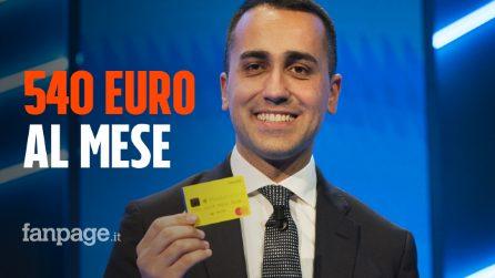 Reddito di cittadinanza, accolte 674mila domande: l'importo medio è di 540 euro al mese