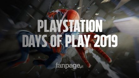 PlayStation Days of Play 2019: tutte le offerte fino al 60% su giochi, console e controller PS4