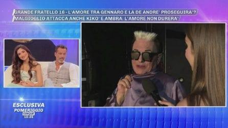 Pomeriggio Cinque, la lite tra Kiko Nalli e Riccardo Signoretti