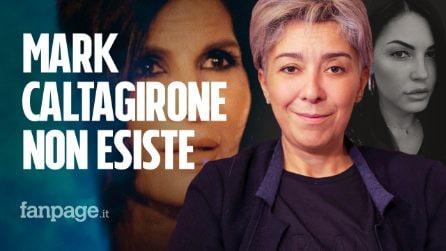 """Mark Caltagirone, la verità di Pamela Perricciolo: """"Tutto falso, le TV volevano per forza qualcosa"""""""