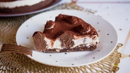 Cheesecake a pois al cioccolato: il dolce senza cottura semplicemente irresistibile!
