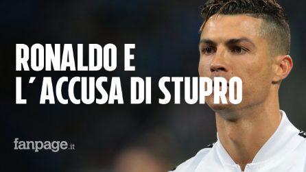 Cristiano Ronaldo e l'accusa di stupro: Kathryn Mayorga ha ritirato le accuse