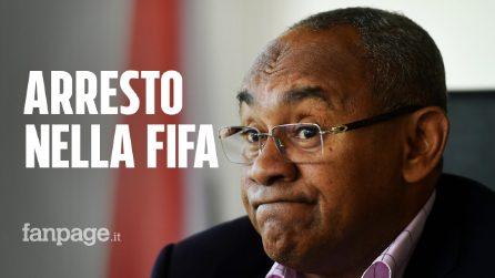 Calcio, arrestato il vicepresidente della FIFA Ahmad: è accusato di corruzione