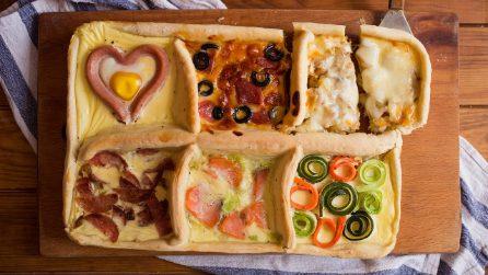 Crostata salata multigusto: ecco come realizzarla in modo geniale!